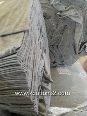 ผ้ายืดสีเทา3