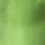 ผ้ายืดโปโลสีเขียวอ่อน
