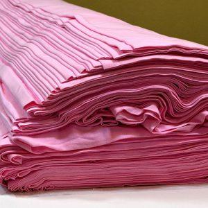 ผ้ายืดสีชมพู