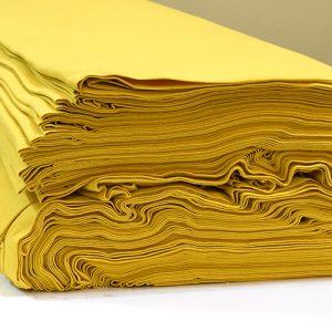 ผ้ายืดสีเหลืองไพร KC 013