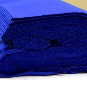 ผ้ายืดสีน้ำเงิน KC 021