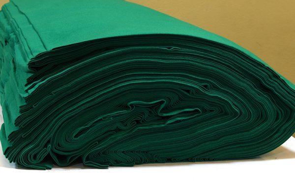 ผ้ายืดสีเขียวไมโล KC 022