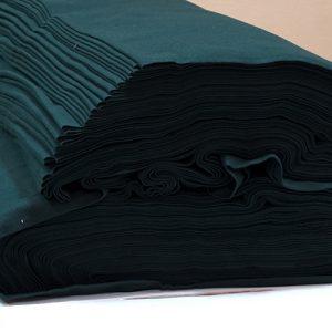 ผ้ายืดสีเขียวหัวเป็ด KC 023